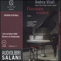 Pianoforte Vendesi - Audiolibro 2 Cd Audio