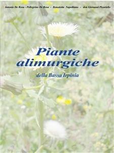 Piante Alimurgiche della Bassa Irpinia (eBook)