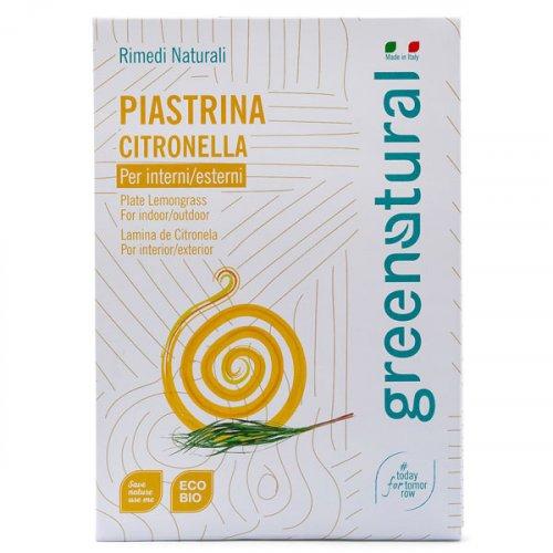 Piastrina Citronella