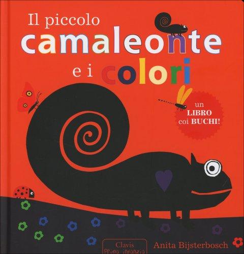 Il Piccolo Camaleonte e i Colori