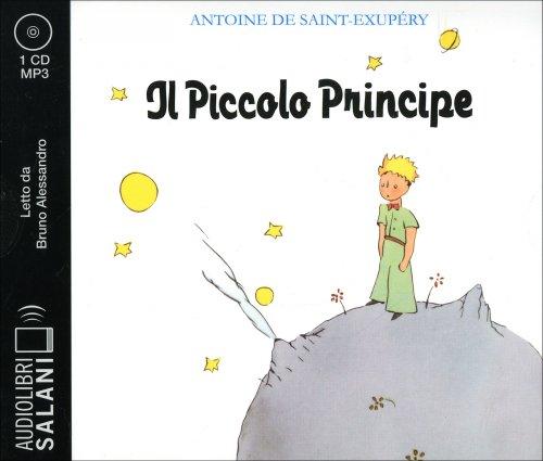 Il Piccolo Principe - Audiolibro - CD Mp3