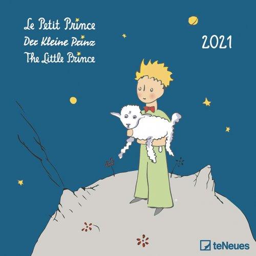 Il Piccolo Principe - Calendario da Parete 2019
