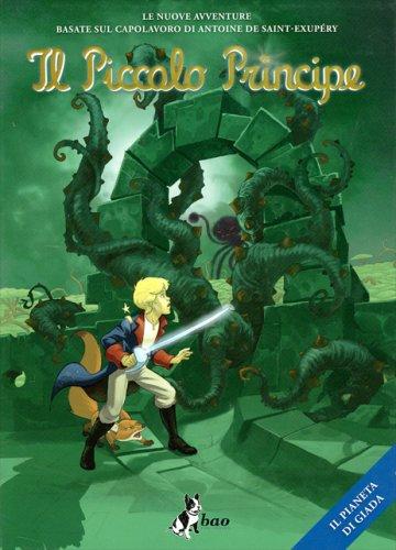 Il Piccolo Principe - Il Pianeta di Giada