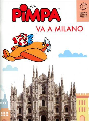 Pimpa Va a Milano