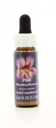 Pink Monkeyfower Essenze Californiane