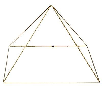 Piramide Fissa 20 Cm + Concentratore