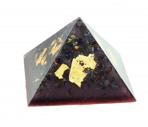 Piramide Orgonite e Shungite  - Casa di Ra Viola