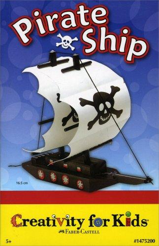 Pirate Ship - Nave Pirata da Costruire