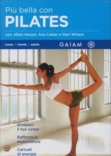 Più Bella con Pilates - 9 DVD