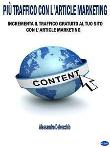 Più Traffico con L'Article Marketing (eBook)