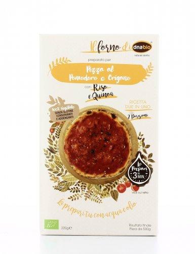 Pizza al Pomodoro e Origano