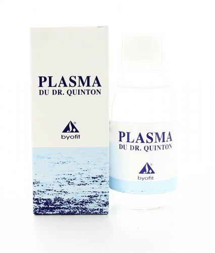 Plasma Dr Quinton Flacone Acqua di Mare Isotonica