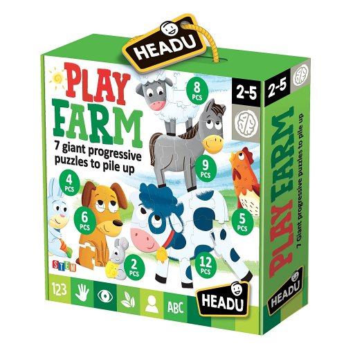 Play Farm - Puzzle
