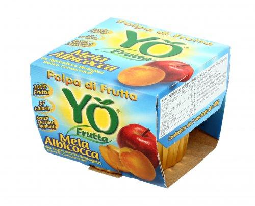 Polpa di Frutta - Mela e Albicocca