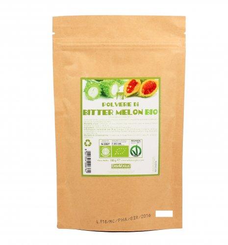 Polvere di Bitter Melon Bio