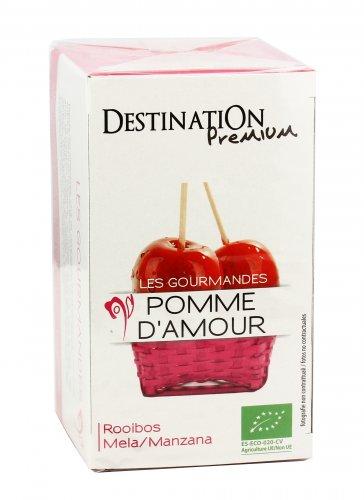 Tisana Rooibos e Mela - Pomme d'Amour