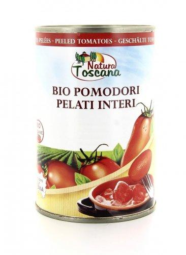 Pomodori Pelati Interi Bio