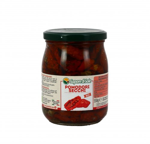 Pomodori Secchi Bio