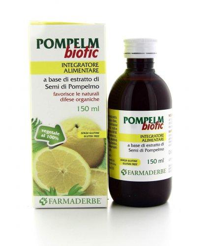 Integratore Pompelmbiotic Vegetale 100%