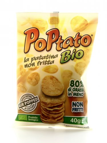 Poptato Bio non Fritte