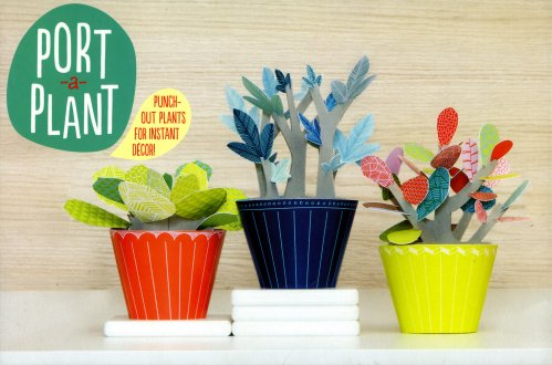 Piante di carta - Port a Plant Book