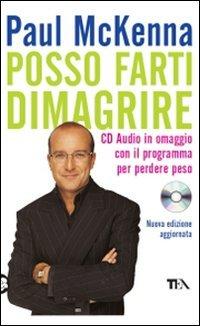 Posso Farti Dimagrire (con CD Audio)