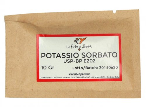 Potassio Sorbato