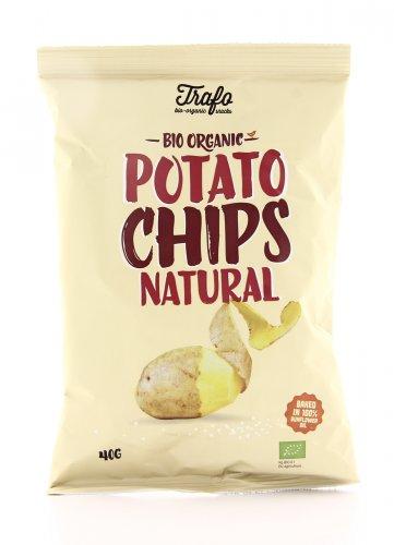 Potato Chips Natural Bio