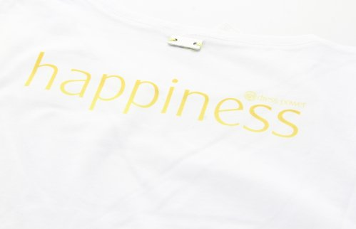 Dress Power T-Shirt - Happiness Uomo