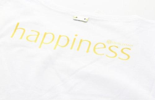 Dress Power T-Shirt  Happiness Donna