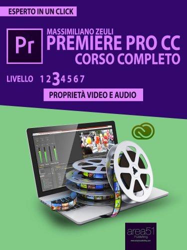 Premiere Pro CC Corso Completo - Volume 3 (eBook)