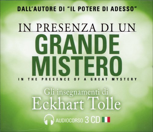 In Presenza di un Grande Mistero - 3 CD