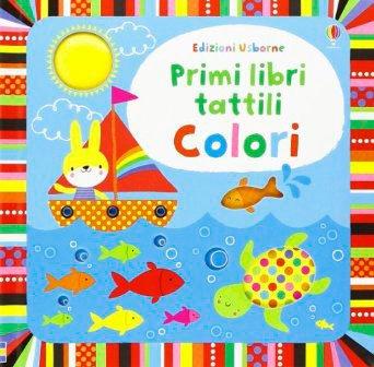 Primi Libri Tattili: Colori