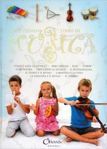 Il Mio Primo Libro di Musica - Guida per insegnanti e genitori