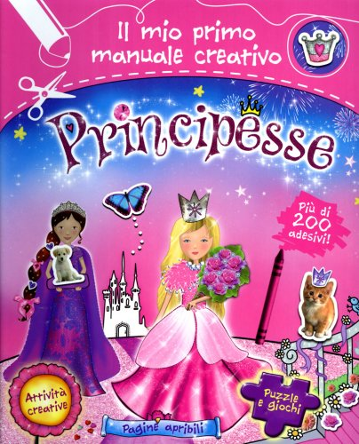 Principesse - Con adesivi