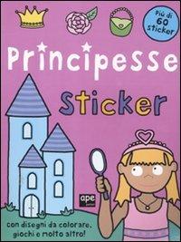 Principesse Sticker