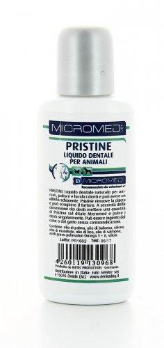 Pristine - Liquido Dentale per Animali