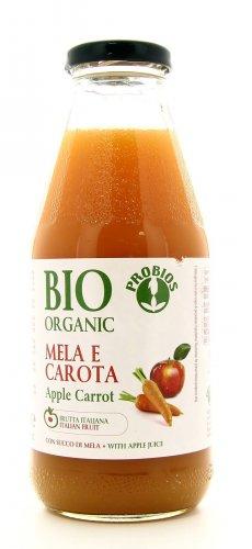 Bio Organic - Succo di Mela e Carota