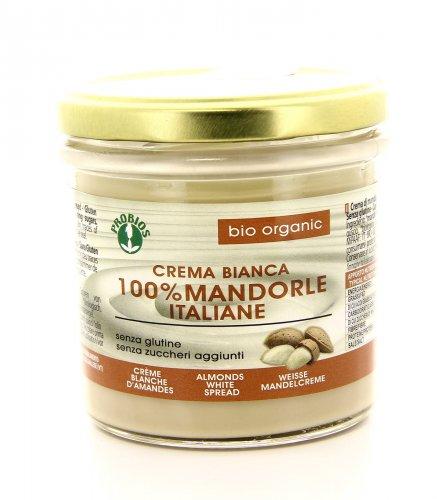 Crema Bianca - 100% Mandorle