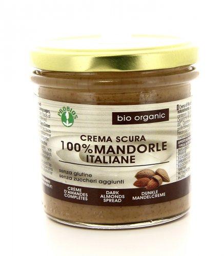 Crema Scura - 100% Mandorle