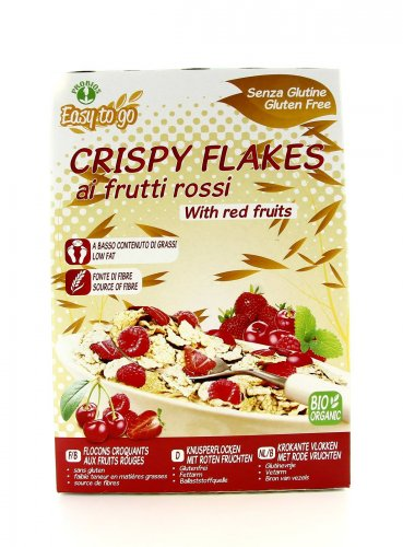 Easy To Go - Crispy Flakes ai Frutti di Bosco