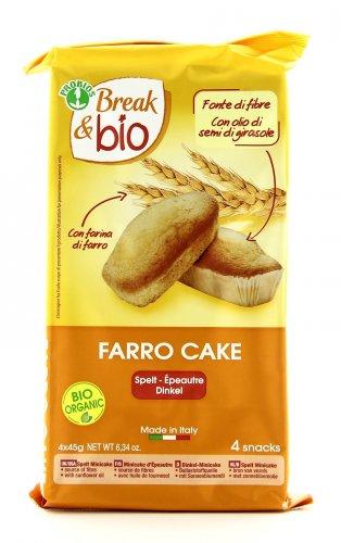 Break Bio - Farro Cake al Naturale