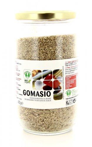 Gomasio - Condimento a Base di Sesamo Tostato e Sale