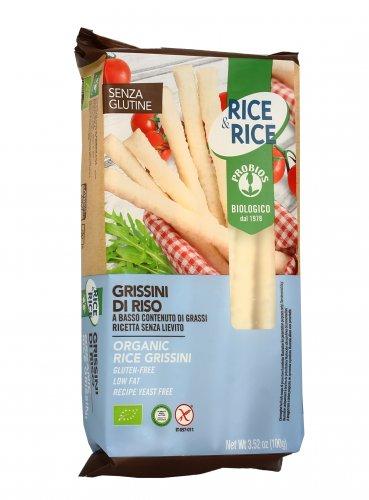 Grissini di Riso - Rice & Rice