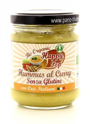 Happy Pop - Hummus al Curry