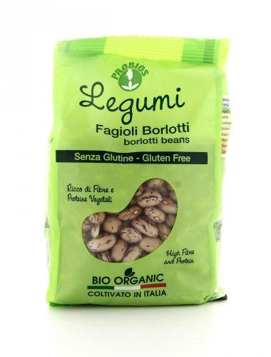 Legumi - Fagioli Borlotti Bio