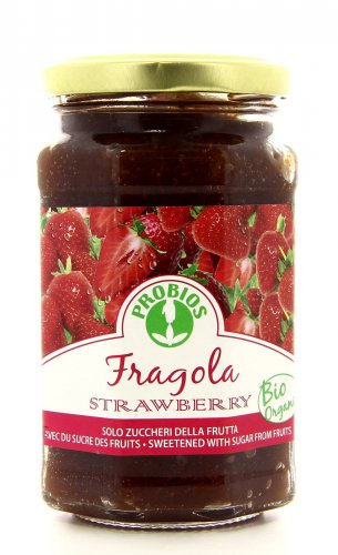 Marmellata Composta di Fragole