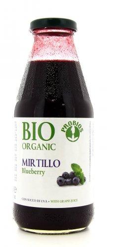 Bio Organic - Succo di Mirtillo