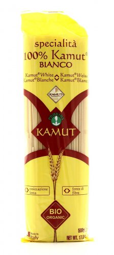 Spaghetti KAMUT® - grano khorasan Bianco