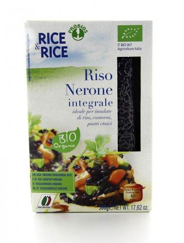 Rice & Rice - Riso Nerone Integrale Bio